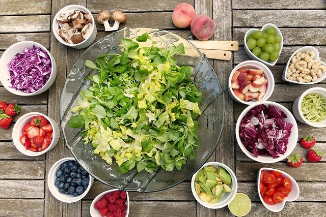 yoga raw food